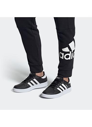 adidas Breaknet Erkek Tenis Ayakkabı Fx8708 Siyah